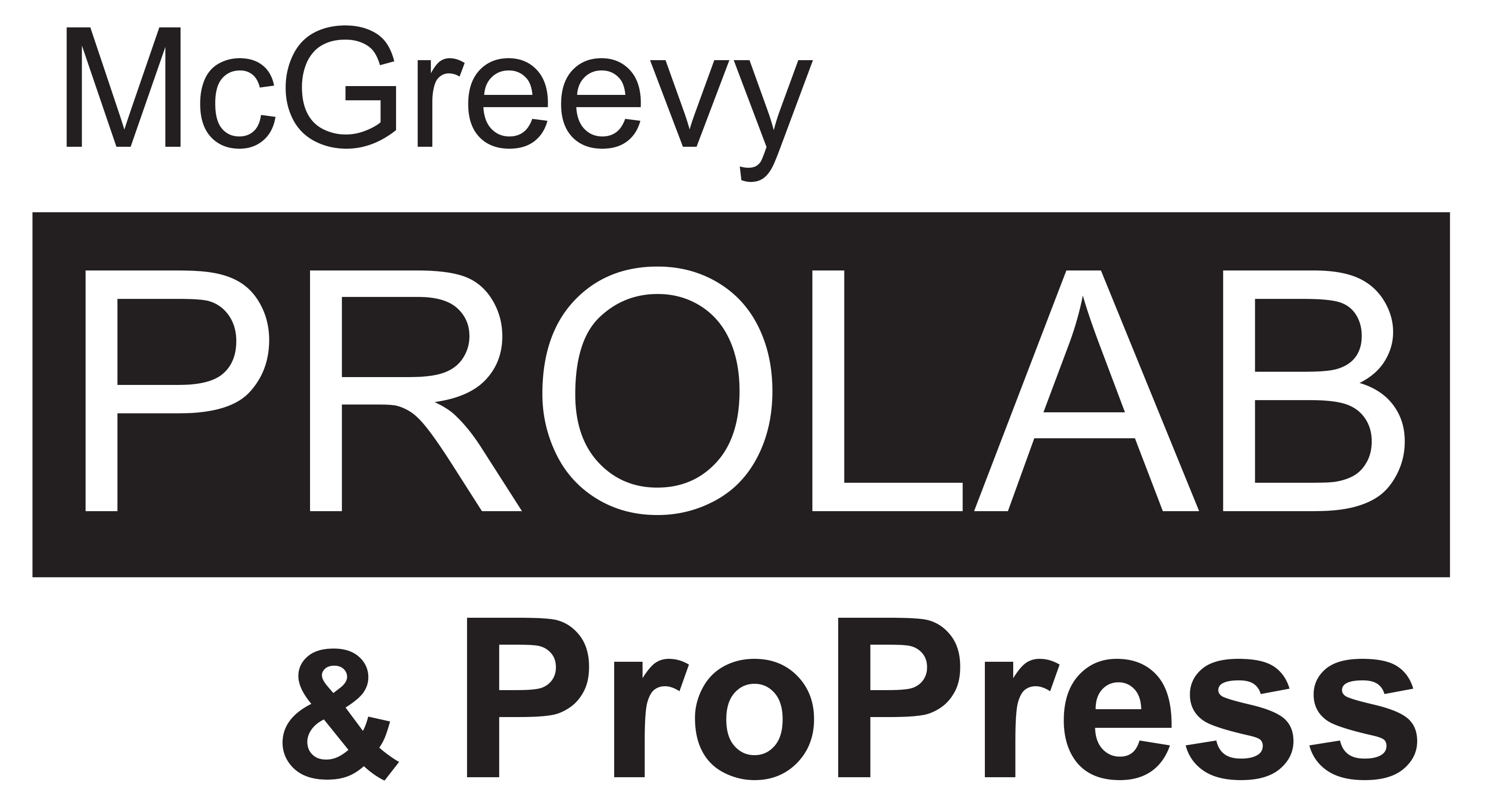 McGreevy Prolab & ProPress