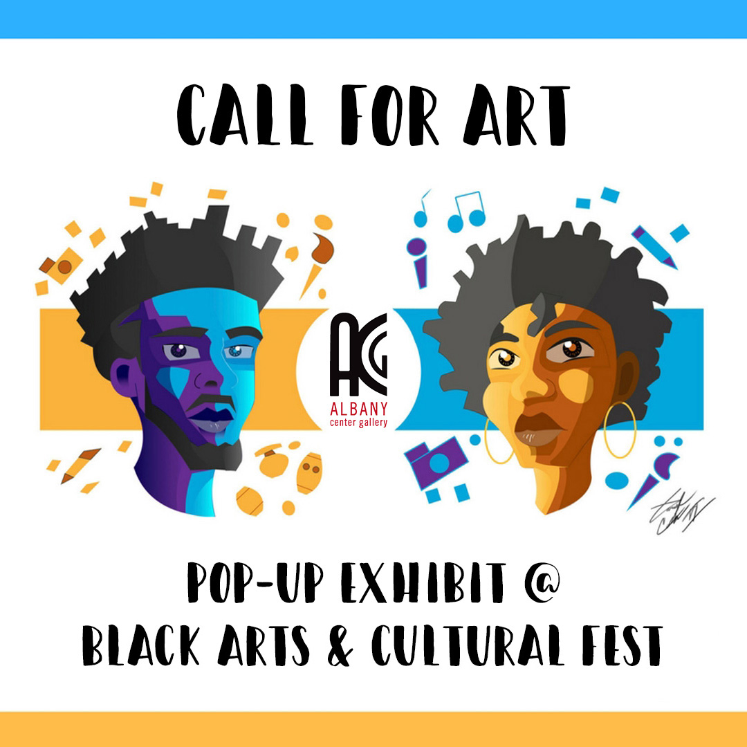 Call for Art: Pop-up Exhibit at Black Arts & Cultural Fest