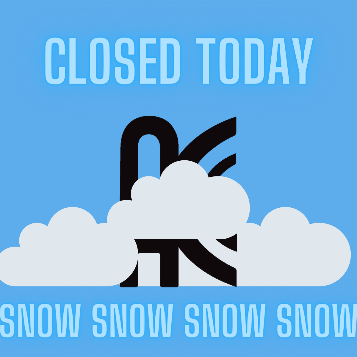 CLOSED SNOW